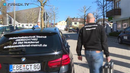 Videovorschau Sicherheitstechnik Meindl