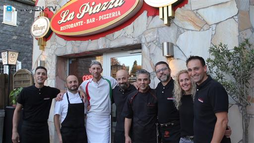Videovorschau La Piazza  Ristorante - Pizzeria - Vinoteca