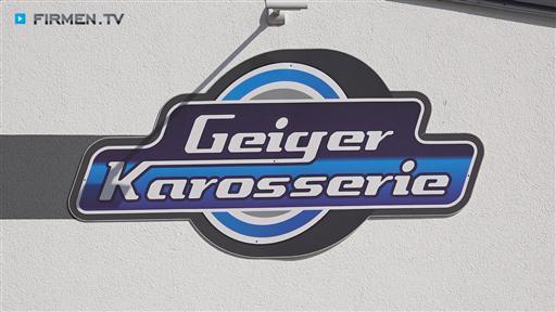 Videovorschau Karosserie R. Geiger