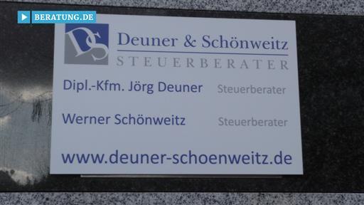Videovorschau Deuner & Schönweitz PartG mbB Steuerberatungsgesellschaft
