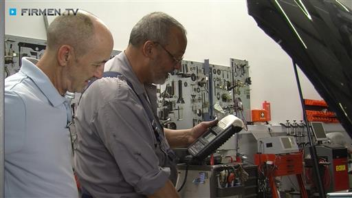 Filmreportage zu Greenfield  SAAB Servicepartner