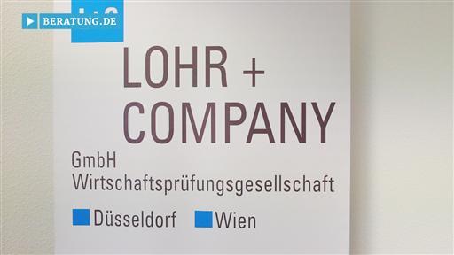 Videovorschau Lohr + Company GmbH  Wirtschaftsprüfungsgesellschaft