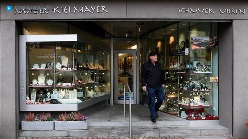 Filmreportage zu Juwelier Otto Kielmayer GmbH
