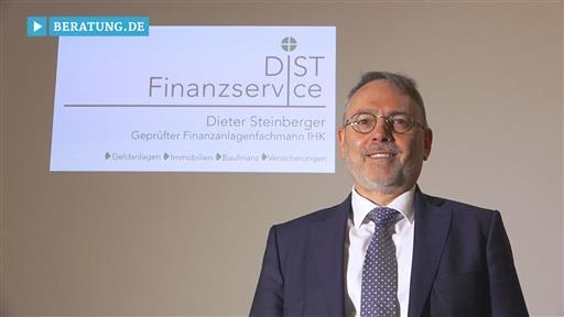 Videovorschau Dieter Steinberger Geprüfter Finanzanlagenfachmann IHK