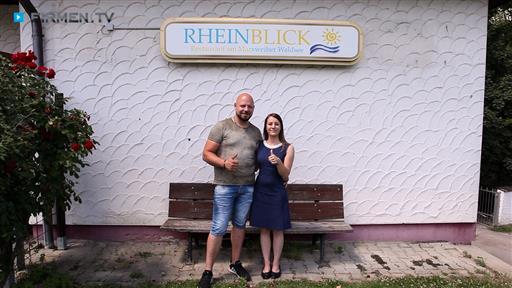 Filmreportage zu Gaststätte Rheinblick