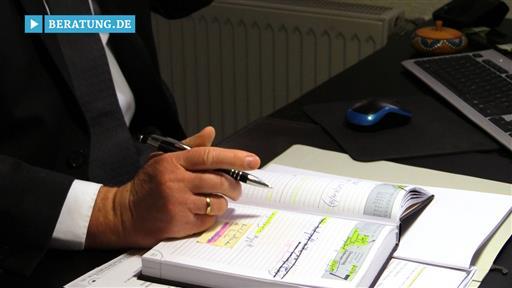 Videovorschau Reinhard Wolf Rechtsanwalt