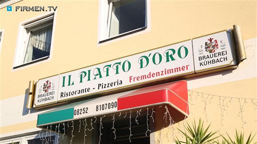 Filmreportage zu Piatto d'oro Ristorante HOTEL