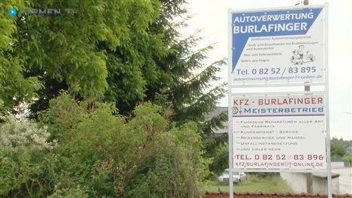 Filmreportage zu Kfz-Meisterbetrieb Burlafinger