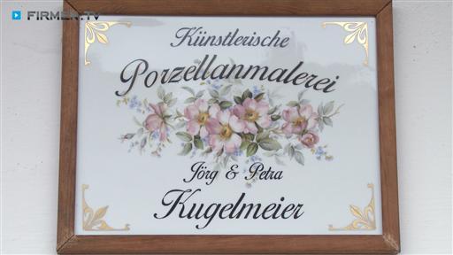 Videovorschau Porzellanmalerei Kugelmeier Petra + Jörg Kugelmeier