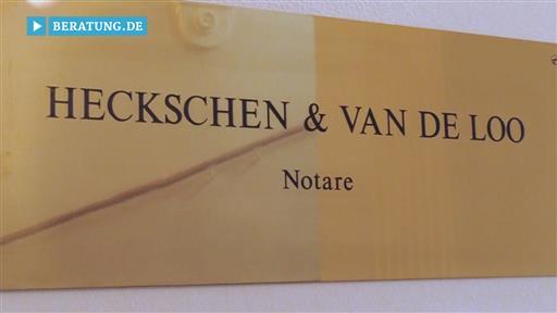 Videovorschau Notariat  Heckschen & van de Loo