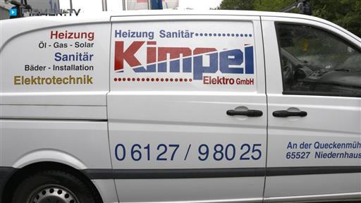 Filmreportage zu Kimpel  Heizung-Sanitär-Elektro GmbH