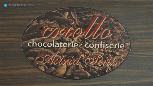 Filmreportage zu criollo  chocolaterie - confiserie