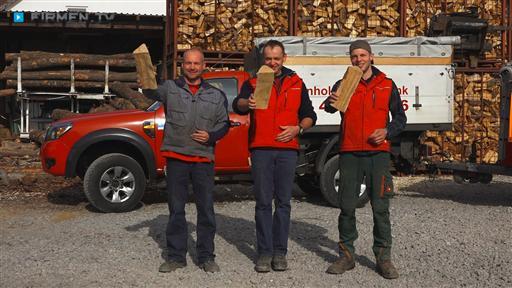 Videovorschau Brennholz Plank