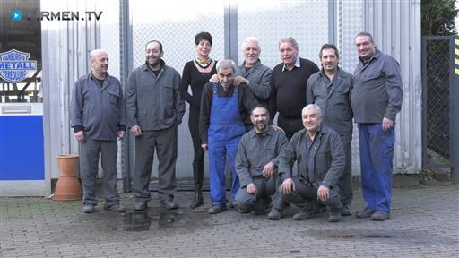 Filmreportage zu Hamburger Metallveredelung W. Wetzki GmbH