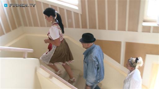 Filmreportage zu Landhotel Irschenberg Thomas und Vanessa Prahn