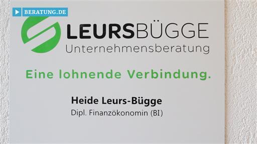 Filmreportage zu Unternehmensberatung  Heide Leurs-Bügge
