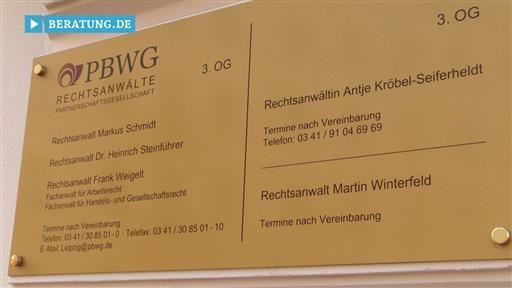 Videovorschau REINHARDT & KOLLEGEN Rechtsanwaltsgesellschaft mbH