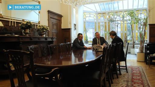 Filmreportage zu Meinecke & Meinecke Rechtsanwälte Fachanwälte für Medizinrecht