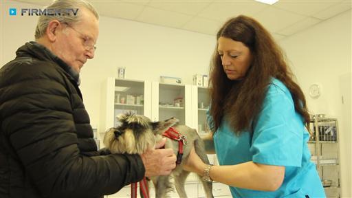 Filmreportage zu Tierarztpraxis  Dipl. med. vet. Gesine Geiler