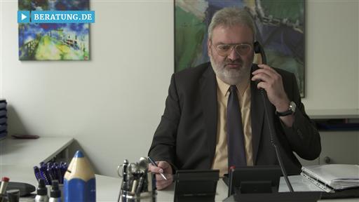 Filmreportage zu Ralf Rohm  Finanzcoach