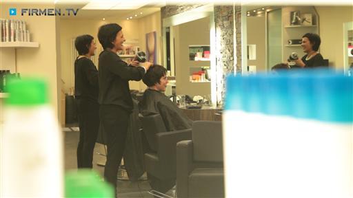 Filmreportage zu Berwanger  Hair design