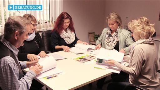 Filmreportage zu Steuerkanzlei  Angela Mühlberg