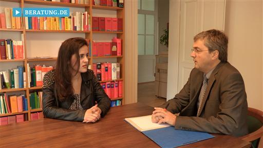 Filmreportage zu Rechtsanwälte Dr. Zimmermann & Kollegen