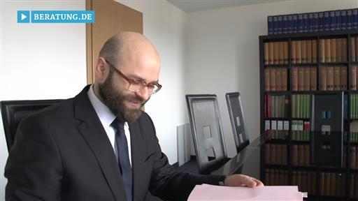 Filmreportage zu Raphael Botor  Rechtsanwalt