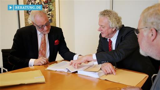 Filmreportage zu Schrömbges + Partner  Partnerschaftsgesellschaft Rechtsanwälte Steuerberater mbB