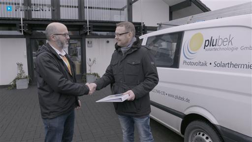Filmreportage zu plubek GmbH