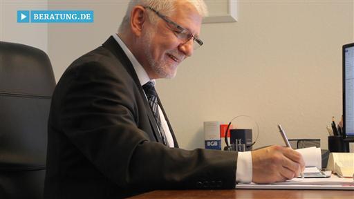 Videovorschau Hans-Oskar Jülicher  Rechtsanwalt u. FA Erbrecht