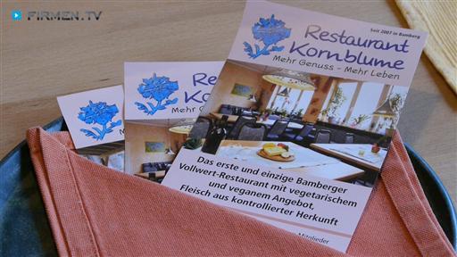 Filmreportage zu Restaurant Kornblume GmbH