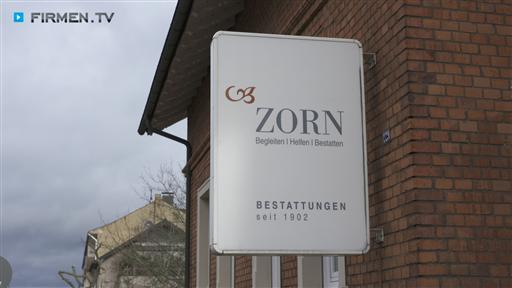 Videovorschau Zorn GmbH  Bestattungsinstitut