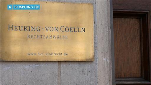 Filmreportage zu HEUKING · VON COELLN Rechtsanwälte PartG mbB