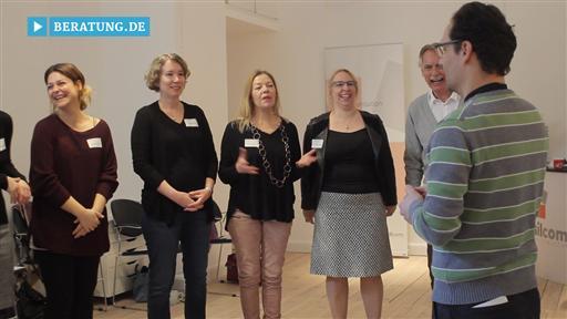 Videovorschau Consilcom GmbH  Burkhard Herweg  Psychologischer Unternehmensberater