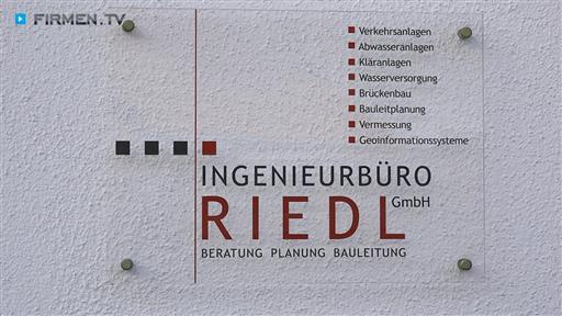 Videovorschau Ingenieurbüro Riedl GmbH