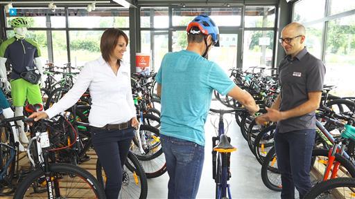 Filmreportage zu Radsport Schillinger