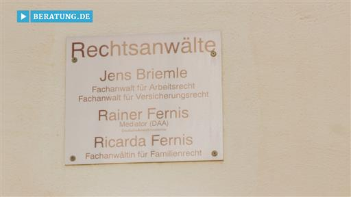 Filmreportage zu RAe. Briemle & Fernis GBR