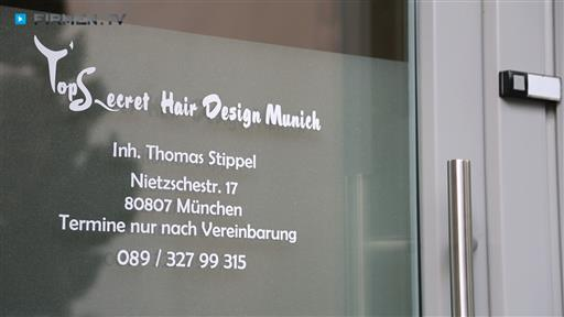 Filmreportage zu Top-Secret-Hair-Design Munich