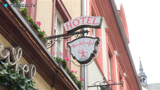 Filmreportage zu Hotel + Restaurant Hackteufel