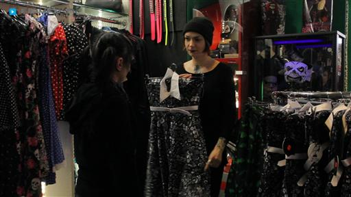 Filmreportage zu TRASH-STORE 