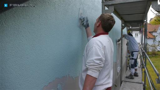 Videovorschau Norbert Pilhofer  Der Maler für solide Wertarbeit