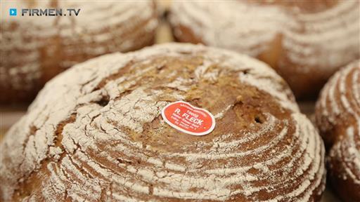 Filmreportage zu Bäckerei - Konditorei - Café Fleck