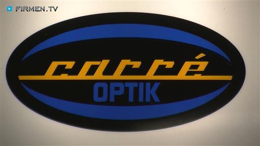 Filmreportage zu Carré Optik GmbH