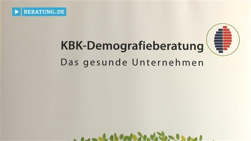Videovorschau KBK Demografieberatung  Werner Kroker
