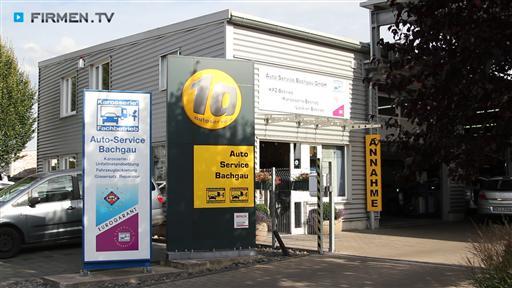 Filmreportage zu Auto Service Bachgau GmbH