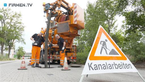 Filmreportage zu KSM Kanalsanierung Mayer GmbH & Co. KG