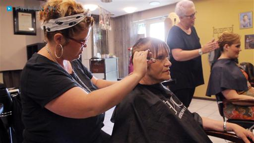 Filmreportage zu Dein Friseur   Inh. Rebecca Mauel