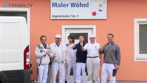Videovorschau Maler Wöhnl