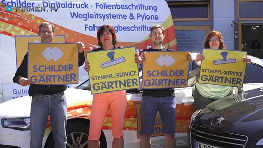 Filmreportage zu Stempel-Service Gärtner e.K.